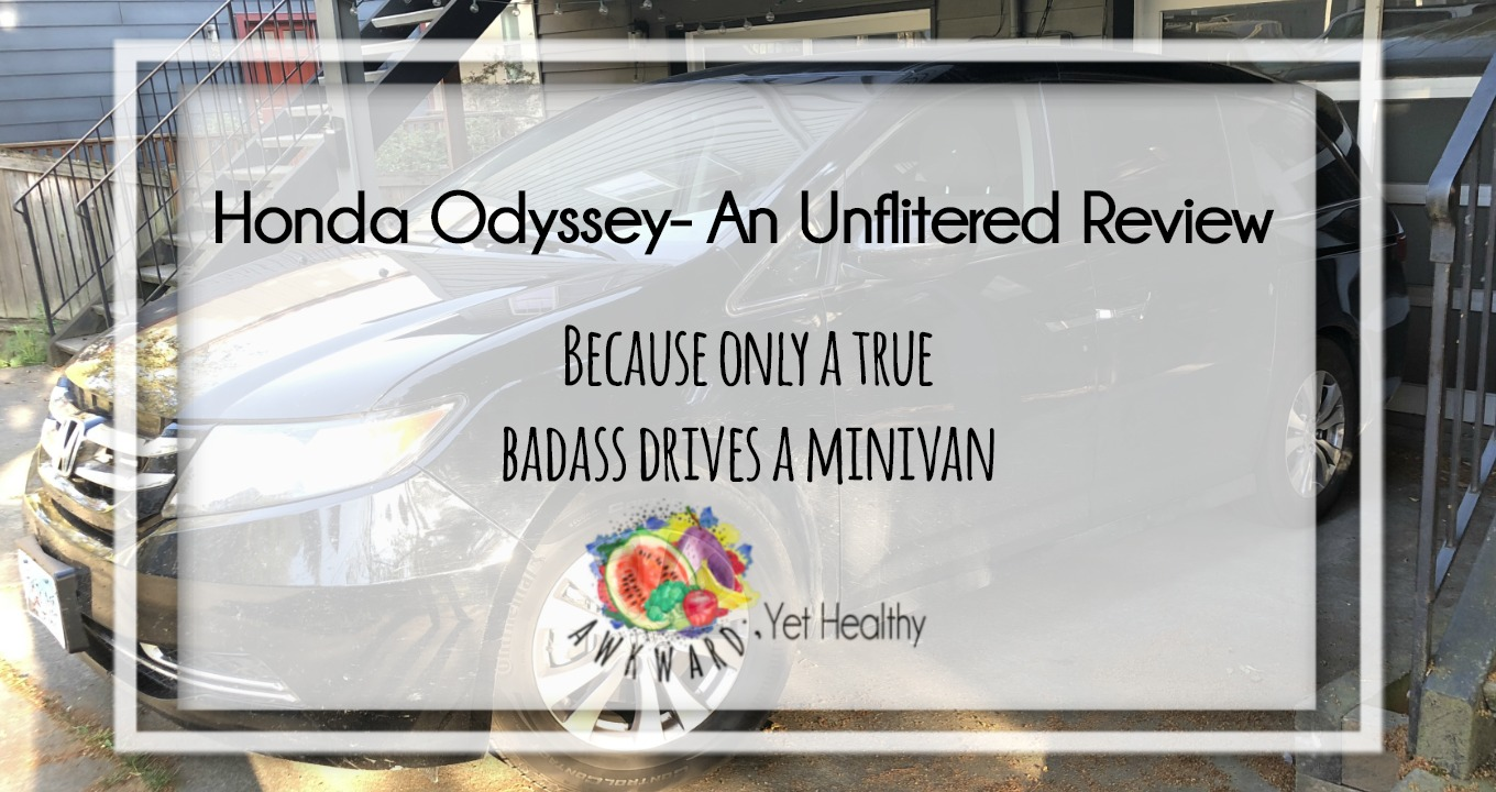Honda Odyssey- An Unfiltered Review