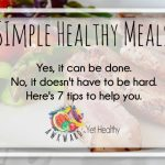 simple healthy meal hacks
