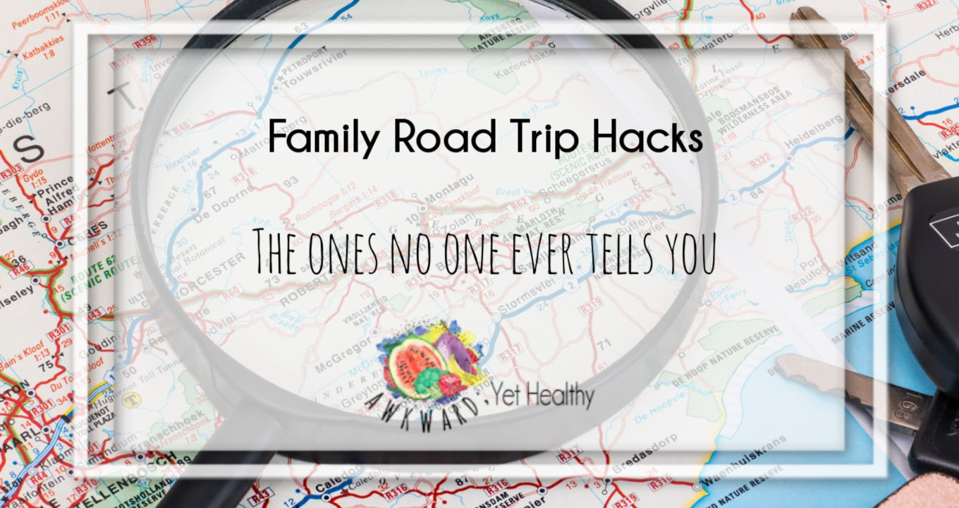 Family Road Trip Tricks