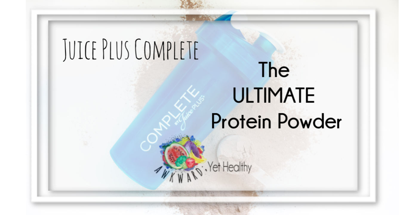 Juice Plus Complete: The Ultimate Protein Powder