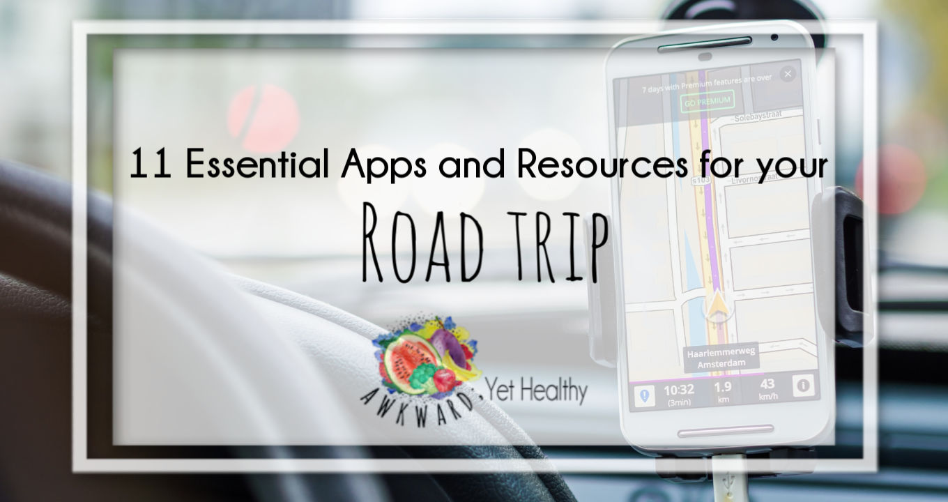 11 Apps and Resources for the Best Road Trip Experience
