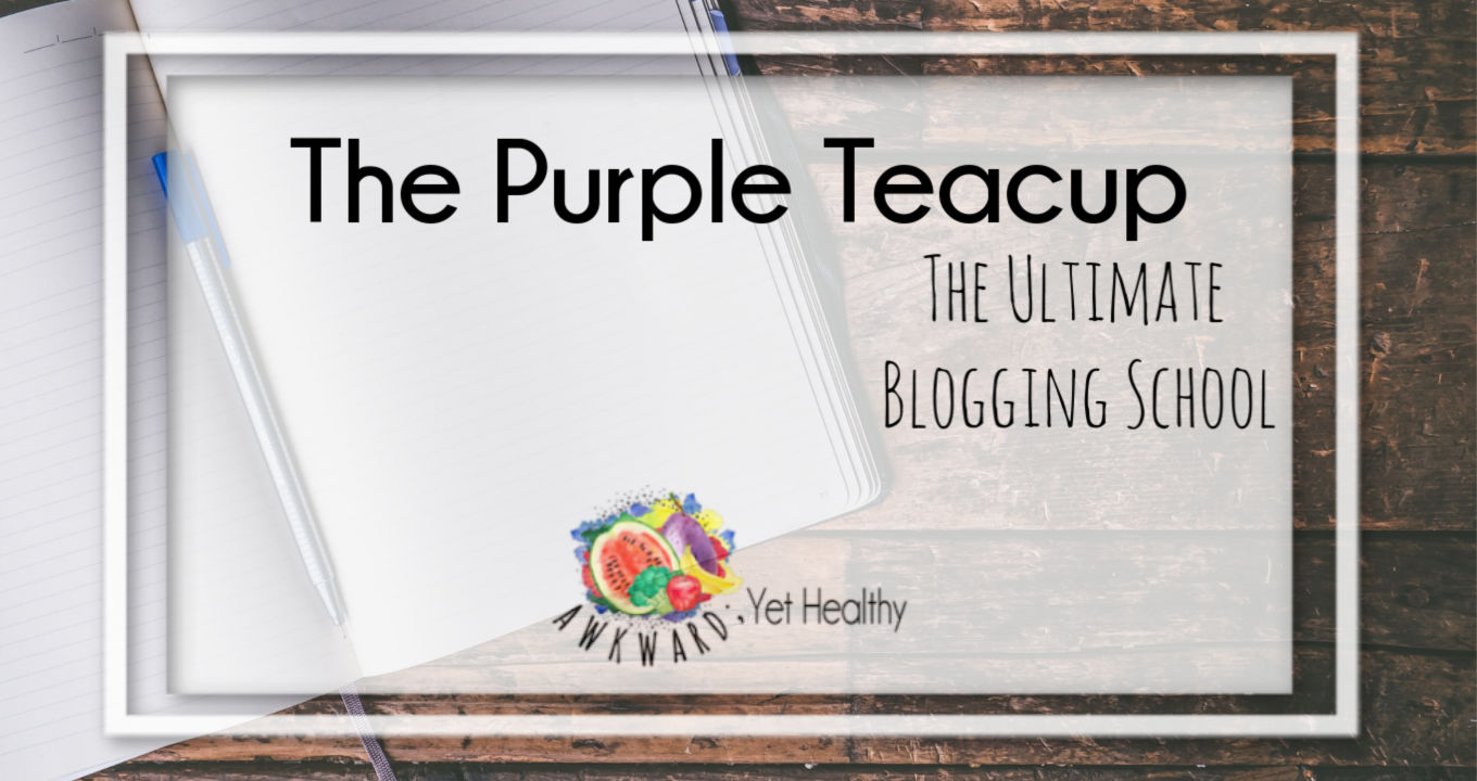 Purple Teacup – The Ultimate Blog School
