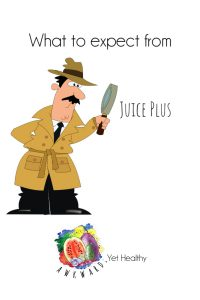 Juice Plus results