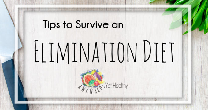 Surviving An Elimination Diet