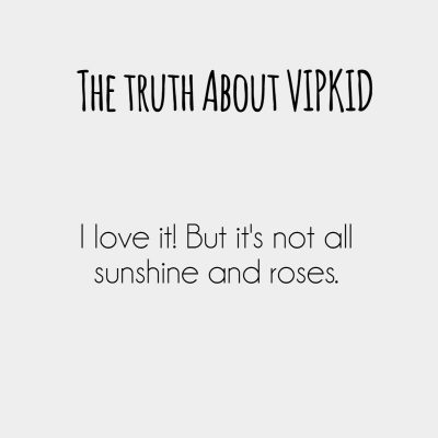 The truth about VIPKid.