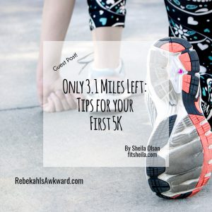 first 5k training tips